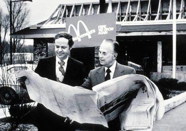 Рэй Крок - как создавалась империя Макдональдс