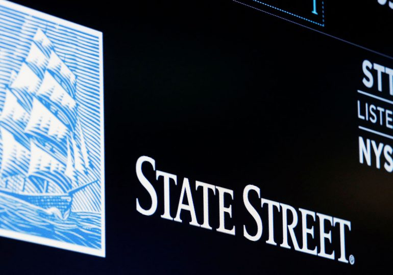 Brief history of State Street Corporation