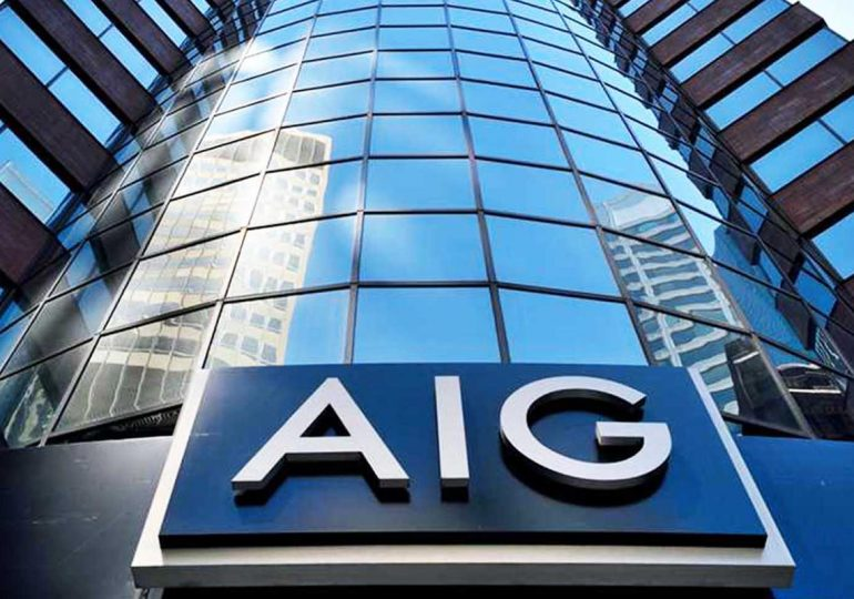 American International Group: insurance giants that appeared in the early twentieth century