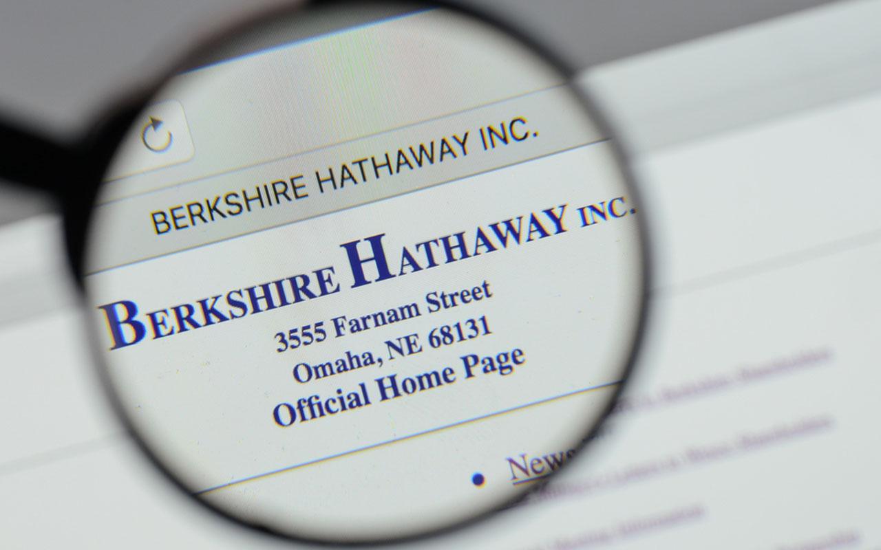 Berkshire Hathaway Inc - largest holding company.