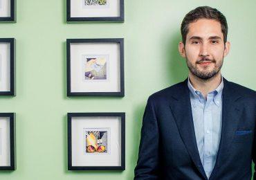 Кевин Систром - создатель и генеральный директор «Инстаграма»