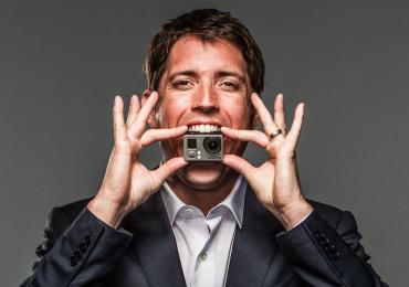 Ник Вудман - основатель и генеральный директор GoPro