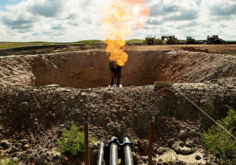 Shale gas production in the USA: problems of the industry
