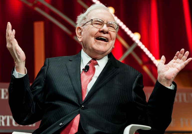 Why did Buffett sell Apple shares?