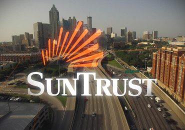 SunTrust Banks, Inc - банковский холдинг из южных штатов США