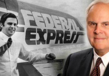 Фред Смит: человек, который подарил миру экспресс-доставку