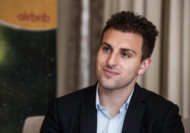 Основатель онлайн-платформы Airbnb Брайан Чески пришел к успеху