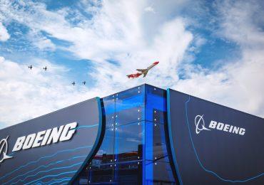 Самолет Boeing 737 MAX стал одной из причин снижения прибыли американского авиагиганта