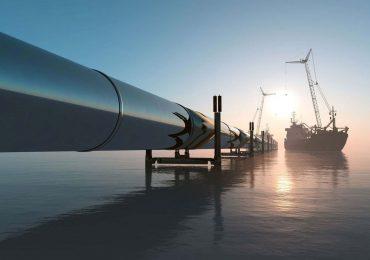 """Германия поддерживает строительство газопровода """"Северный поток-2"""""""