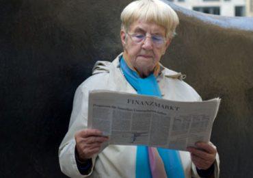 Ингеборга Моотц: женщина, которая стала биржевым игроком в 75 лет