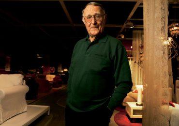 Ингвар Кампрад: биография основателя известной сети магазинов IKEA